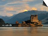 Eilean Donan Castle, Western Highlands, Scotland Print by Gavin Hellier