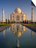 Taj Mahal, UNESCO World Heritage Site, Agra, Uttar Pradesh, India, Asia Posters by Ben Pipe