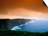 The Cliffs of Moher, County Clare, Ireland Print by Brent Bergherm