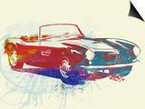 Bmw 507 Poster by  NaxArt