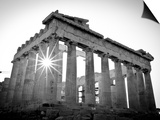 The Parthenon, Acropolis, Athens, Greece Print by Doug Pearson