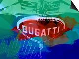 Bugatti Grill Prints by  NaxArt