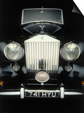 Front End of Old Rolls Royce Prints by Rick Kooker