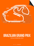 Brazilian Grand Prix 3 Art by  NaxArt