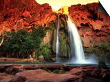 Havasu Falls, AZ Posters by Cheyenne Rouse