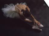 Danseuse de ballet Affiches par Chris Minerva