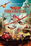 Disney Planes - Fire and Rescue Kunstdrucke