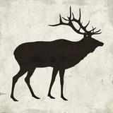 Elk Poster by  Sparx Studio