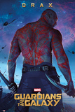 Guardians of the Galaxy - Drax Plakat