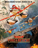 Disney Planes - Fire and Rescue Bridge Plakater