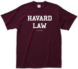 Harvard Law T-Shirts