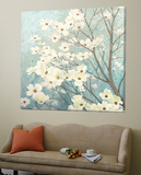 Dogwood blossoms Art by James Wiens
