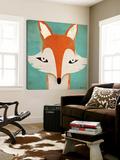 Fox Poster by Ryan Fowler