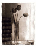 Tulips for Readers I Art by Richard Sutton