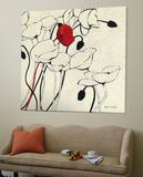 Filament de Vie I Posters av Shirley Novak
