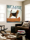 Beagle Canoe Co. Print by Ryan Fowler