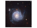NASA - NGC 1309 Poster