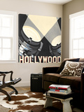 Hollywood Poster by Marco Fabiano