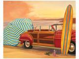 California Woody Prints by Graham Reynolds