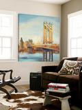 Sunny Manhattan Bridge Posters by Marilyn Hageman