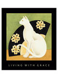 Living With Grace 1 Prints by Sybil Shane