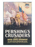 Pershing's Crusaders Poster