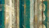 Kuna Blue Kunstdrucke von Roque Silva