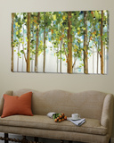 Forest Study I Crop Plakat av Lisa Audit