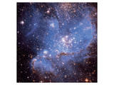 NASA - Stars Magellanic Cloud Art