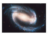 NASA - NGC 1300 Barred Spiral Galaxy Prints