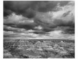 Grand Canyon Powell Point Black and White I Prints by Danny Burk