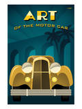 Art of the Motor Car II Print by Michael Crampton