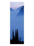 Glacier Oriental Art by Danny Burk