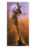NASA - Stellar Spire in the Eagle Nebula Prints