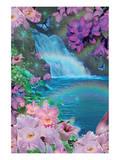 Oahu Waterfall Day Arte di Alixandra Mullins