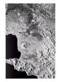 NASA - Grey Naples Poster