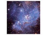NASA - Small Magellanic Cloud Print