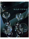 Martini III Print by Richard Sutton