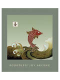 Boundless Joy Arising 1 Prints by Sybil Shane