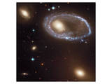NASA - Ring Galaxy 0644-741 Posters