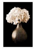 Hydrangeas in A Vase Poster par Christine Zalewski