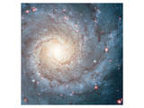NASA - Spiral Galaxy M74 Prints