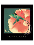 Heart Song 1 Art by Sybil Shane