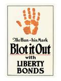 Blot It Out Posters by J. Allen St. John
