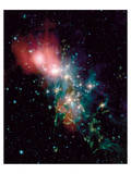 NASA - NGC1333 Chaotic Star Birth Prints