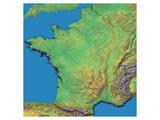 NASA - France Prints