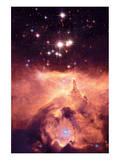 NASA - NGC 6357 Poster