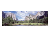 Yosemite Valley View Prints by Danny Burk
