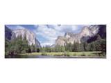 Yosemite Valley View Prints by Danny Burk