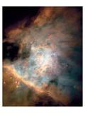NASA - Center of the Orion Nebula Art